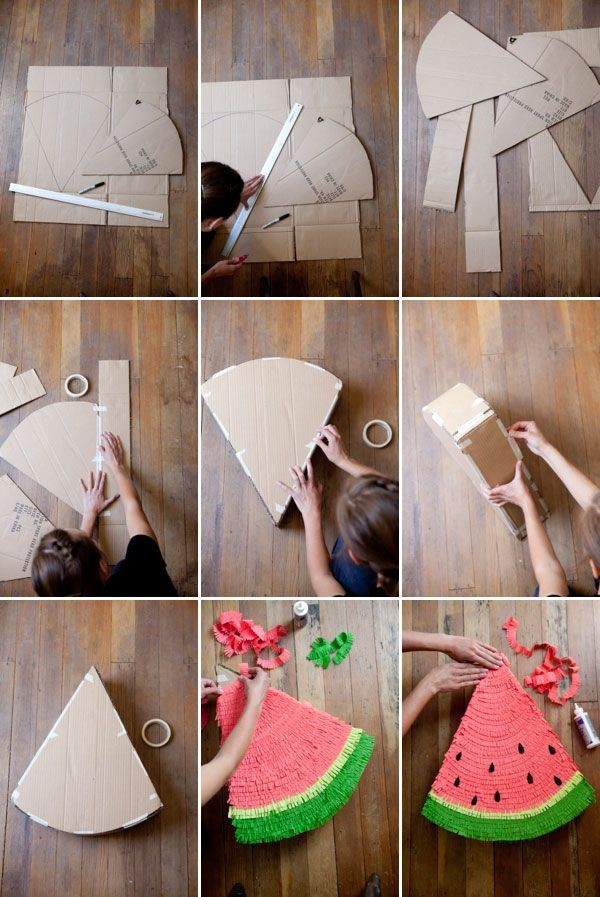Tutorial DIY Piñata